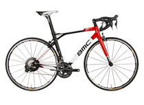 BMC Roadracer SL01 Ultegra Di2 Compact red